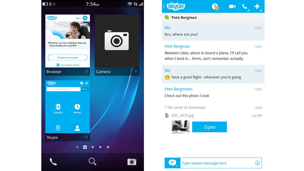 4 ways to download skype on blackberry wikihow.