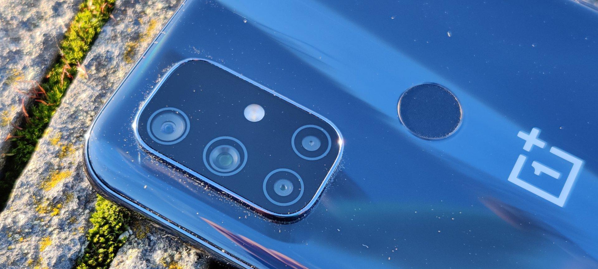 OnePlus Nord N10 5G takakamerat