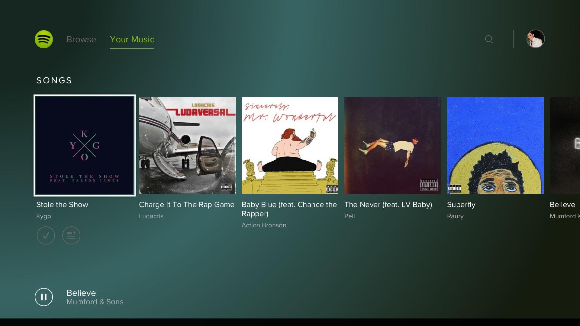 Spotify Kirjautuminen