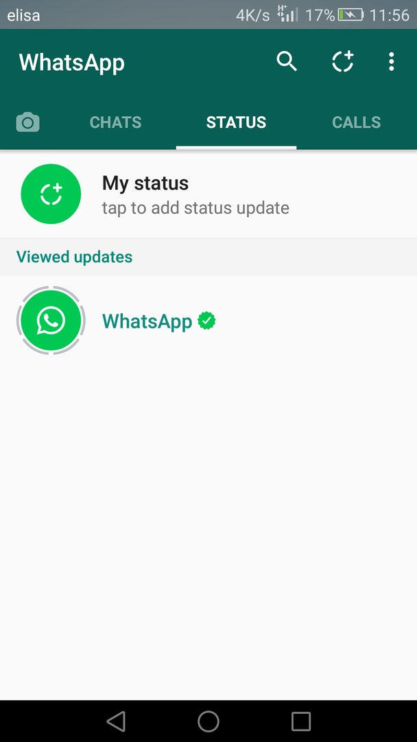 Whatsapp Status Feature Explained Afterdawn
