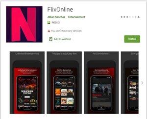 Netflix-sovellukseksi naamioitu haittaohjelma Google Play -sovelluskaupassa