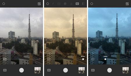 Parhaat kamerasovellukset Androidille - VSCO