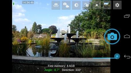Parhaat kamerasovellukset Androidille - Open Camera