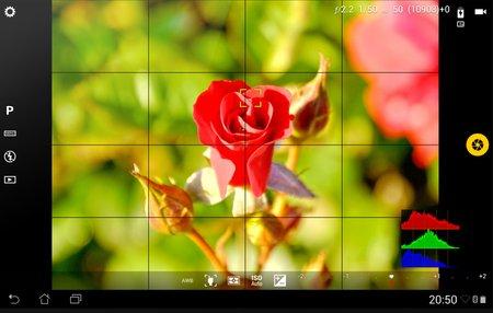 Parhaat kamerasovellukset Androidille - Camera FV-5