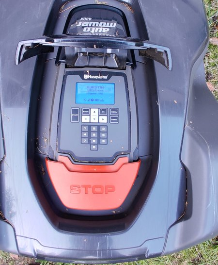 Husqvarna Automower 430X omat valikot