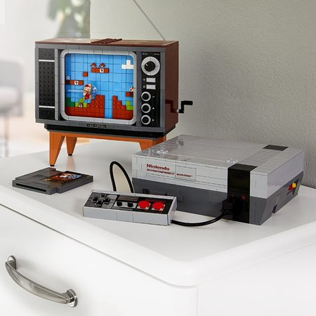Nintendo The LEGO NES Console