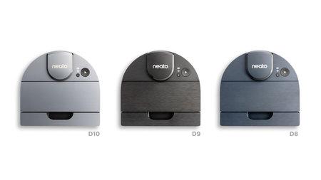 Neato D10, Neato D9 ja Neato D8