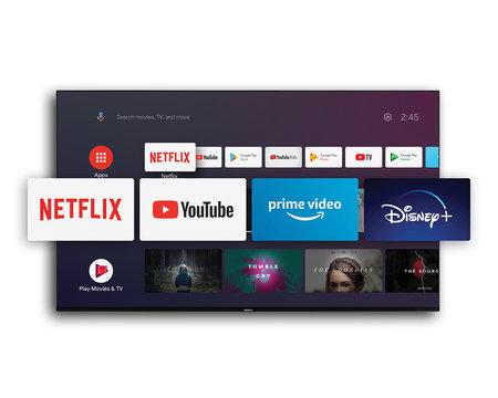 Netflix ja kumppanit Nokian televisiossa
