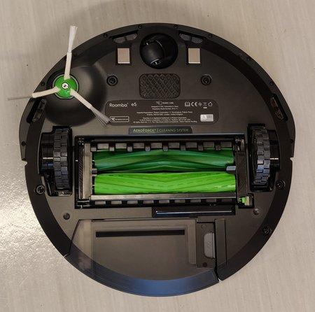 Roomba e5 alapuoli