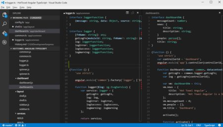Microsoft Visual Studio Code