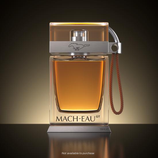 Ford Mach-Eau -tuoksu