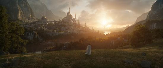 Amazonin Lord of the Rings -sarjan kuva