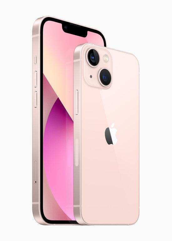 iPhone 13 ja iPhone 13 mini
