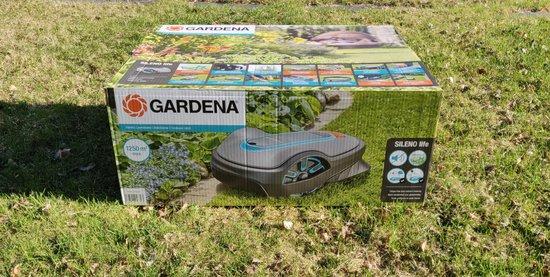 Gardena Sileno Life 1250 myyntipakkaus