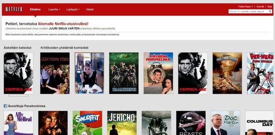 Netflix Ilmaiseksi