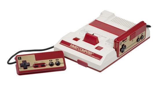 Nintendo Famicom -pelikonsoli