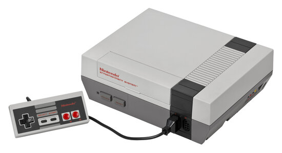 Nintendo NES -pelikonsoli