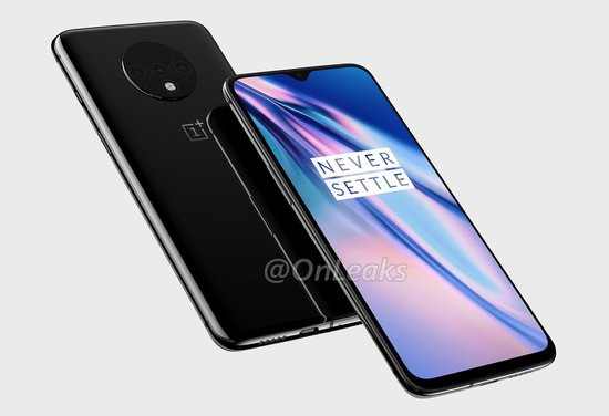 OnePlus 7T leaked photo
