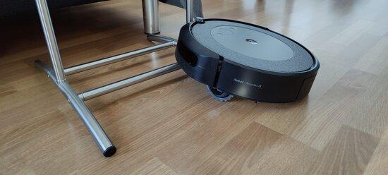 Legendaarinen robotintappaja, Ikean vaateteline, koitui Roombankin kohtaloksi