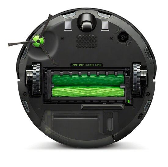 Roomba j7+ pohjasta
