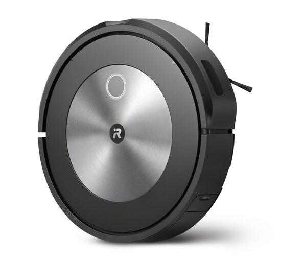Roomba j7+ päältä