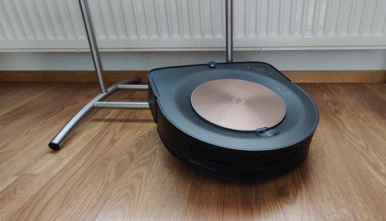 Roomba s9+ jumissa