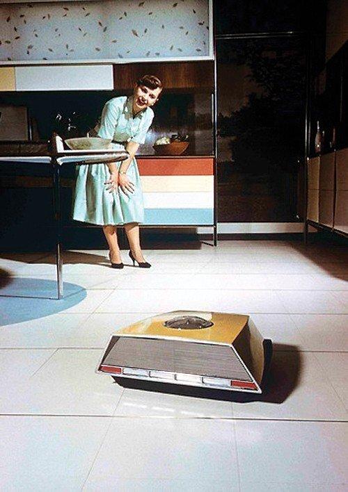 Robotti-imuri vuodelta 1959