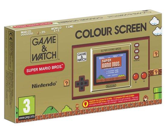 Super Mario Bros. Game & Watch 2020