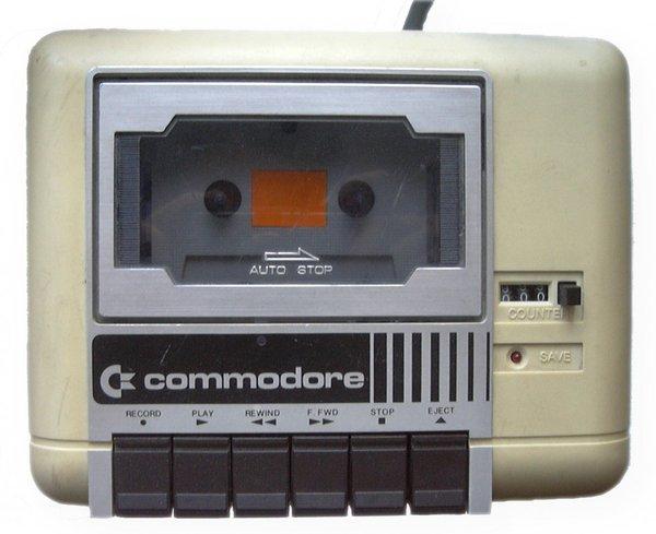 C64 kasettiasema