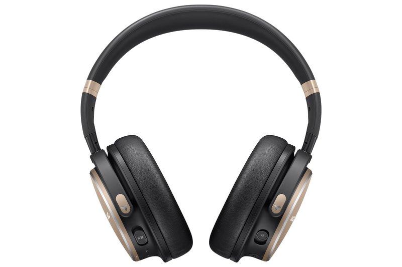 Y600 kuulokkeet kulta värissä