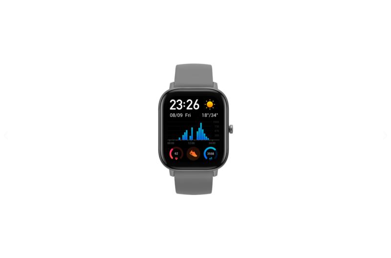 Amazfit gts muistuttaa apple watchia