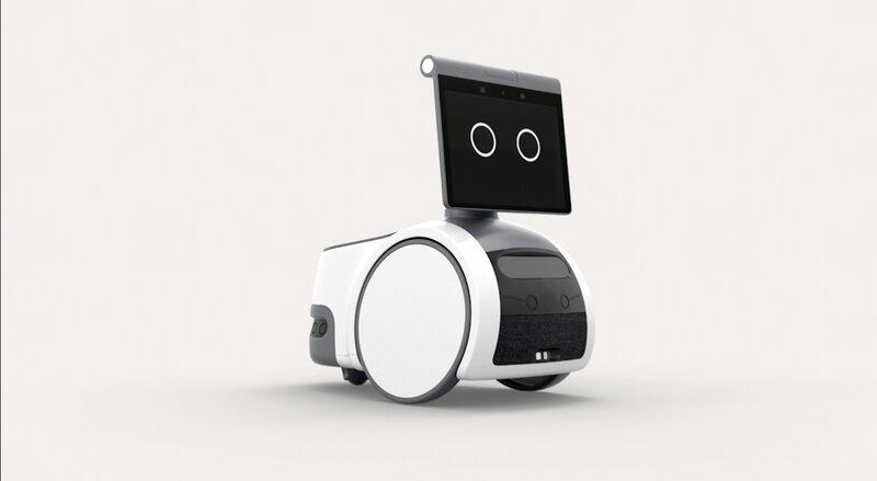 Amazon Astro-robotti