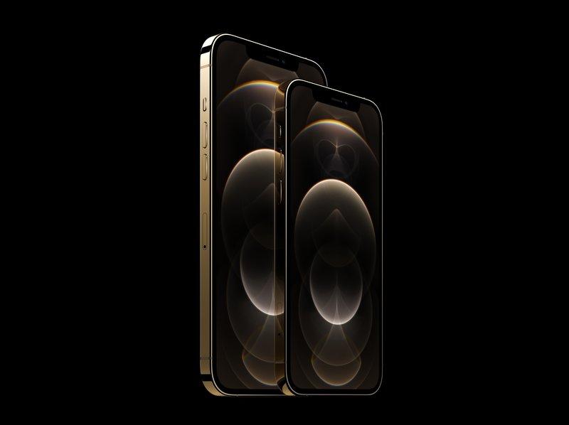 Applen iPhone 12 Pro ja 12 Pro Max