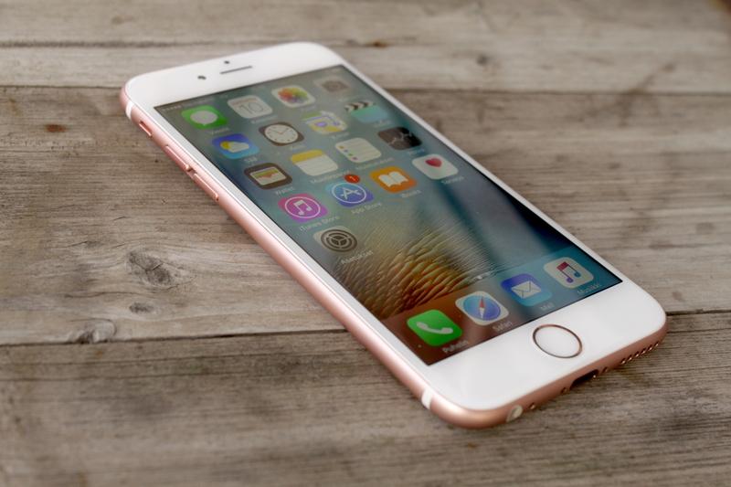 Apple iPhone 6s - iOS9