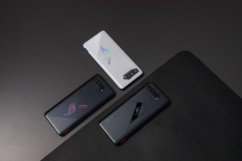 Asus Rog Phone 5 sarjan puhelimet