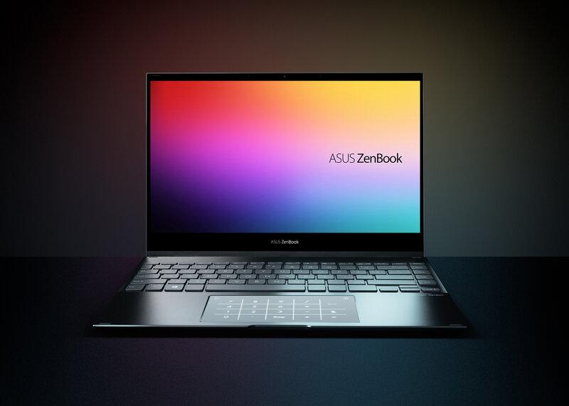 Uudistettu ZenBook Flip 13 käyttää nyt OLED-näyttöä