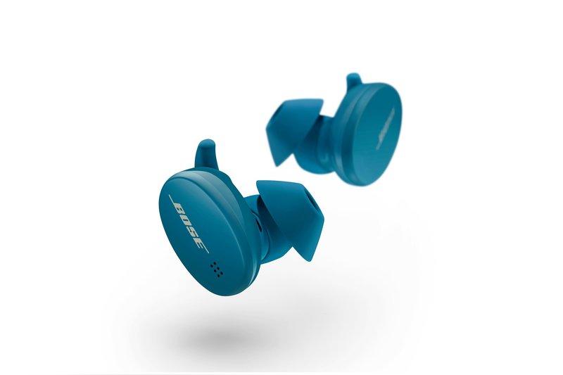 Sport Earbuds kuulokkeet sinisessä värissä