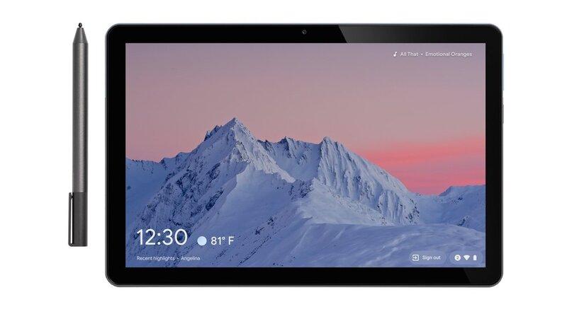 Chrome OS 88 mahdollistaa lukitusnäytön muokkaamisen enemmän älynäytön kaltaiseksi