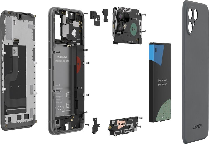 Fairphone 4 purettuna