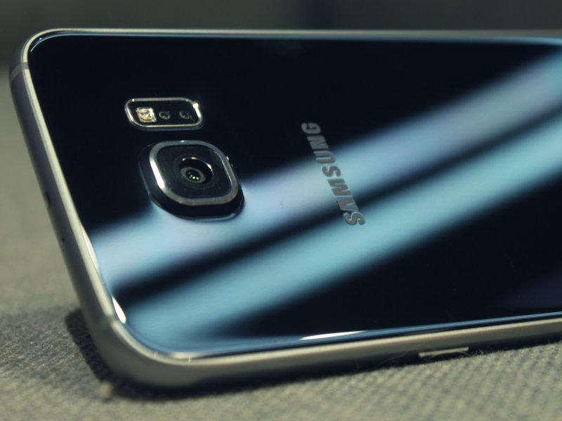 Samsung Galaxy S6 takakamera