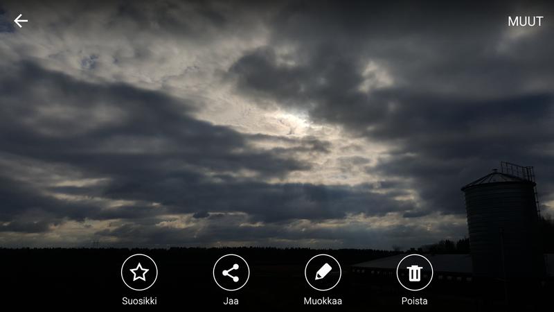Samsung Galaxy S6 ohjelmistot