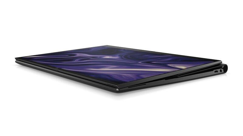 HP Elite Folio toimii esimerkiksi tablettina