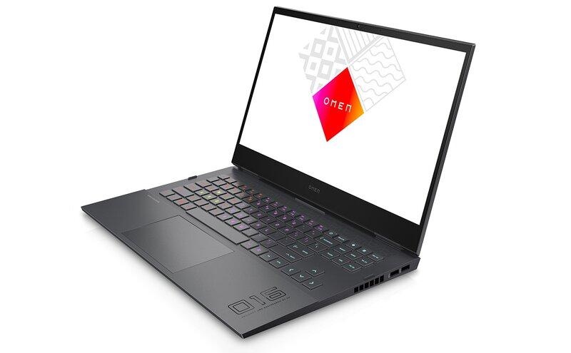 HP Omen 16 kannettava tietokone