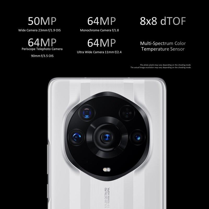 Magic 3 pro plussan kameroiden tiedot