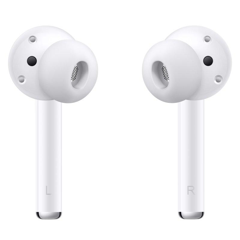 FreeBuds 3i kuulokkeissa on silikonikumitulpat
