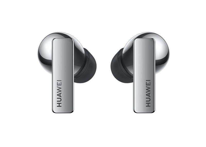 Huawei FreeBuds prot kuulokkeet hopeavärissä