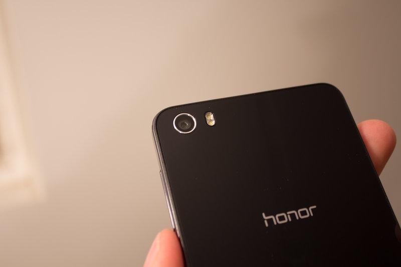 Testissä Honor 6