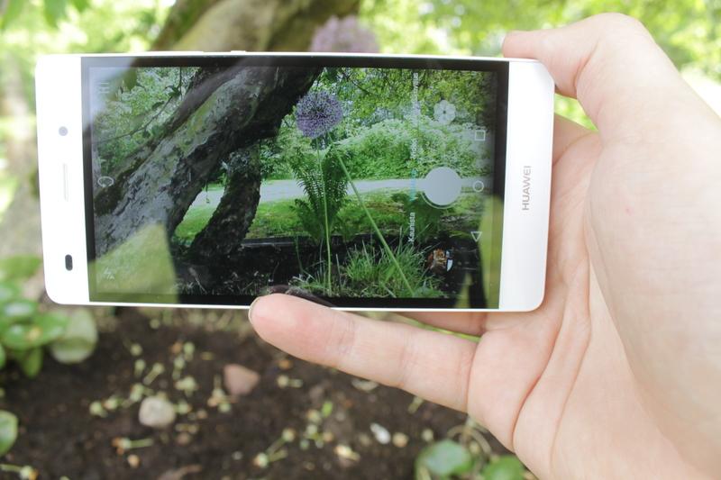 Huawei P8 Lite kamerasovellus