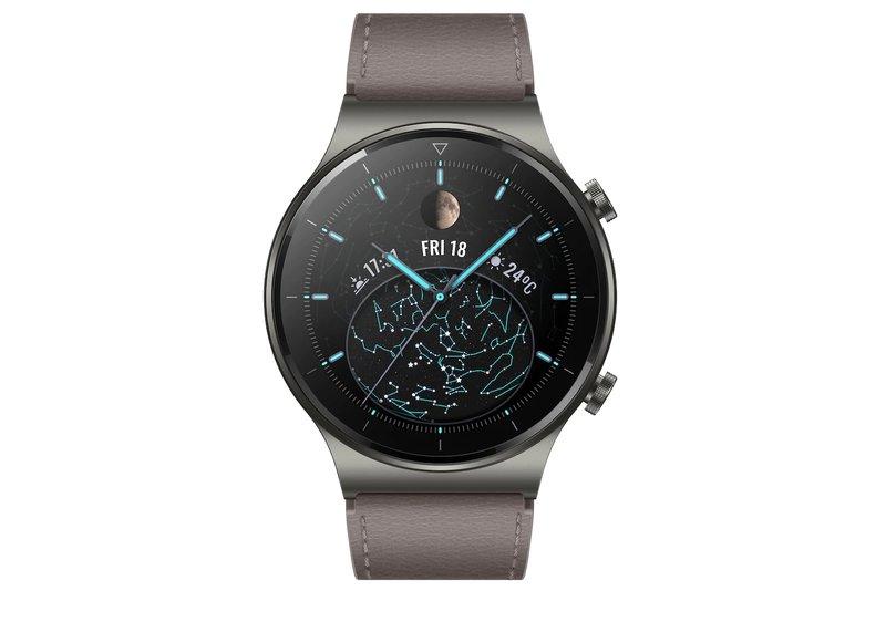 Watch GT2 Pro harmaassa värissä