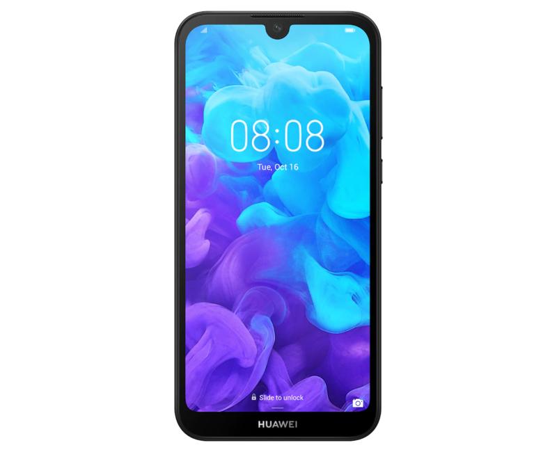 Huawei Y5 2019 on taas Huawein halvin puhelin